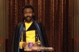 snl donald glover lando calrissian summit star wars pansexual