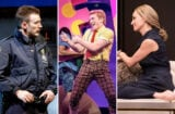 tony award nominations snub surprise chris evans spongebob uma thurman