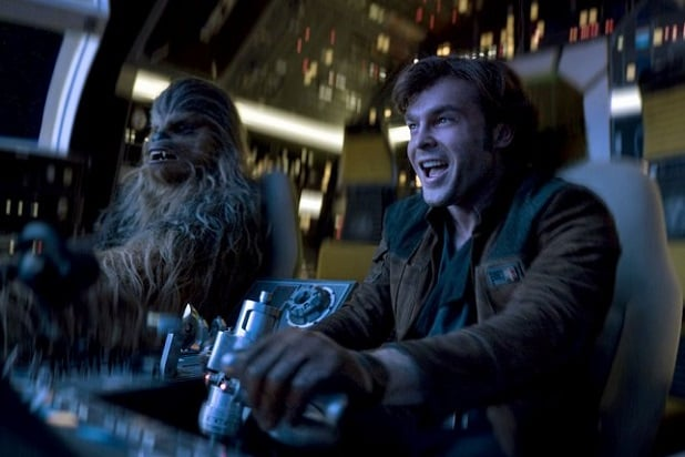 solo a star wars story premiere first impressions twitter