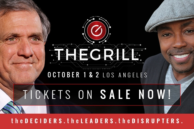 TheGrill 2018 Les Moonves and Will Packer
