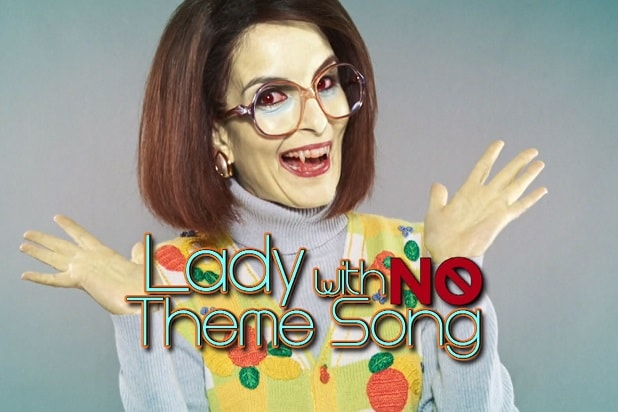 tina fey best characters lady with no theme song