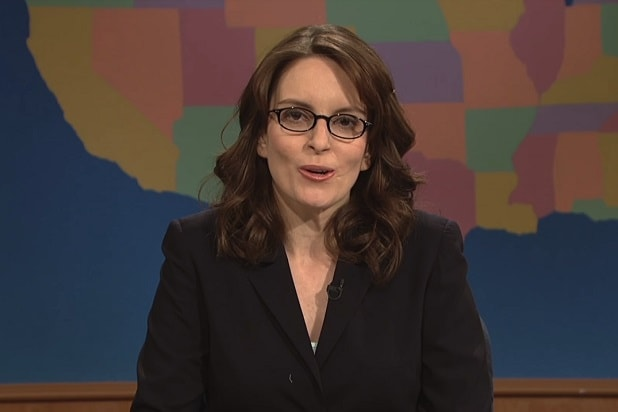tina fey best characters weekend update anchor