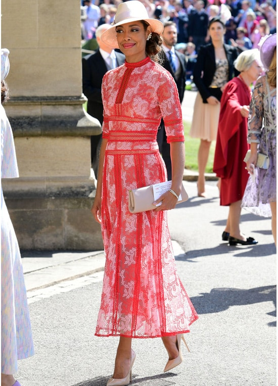 gina torres royal wedding