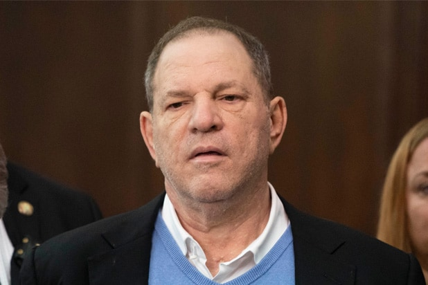 Harvey Weinstein Slapped With 3 New Criminal Charges in New York