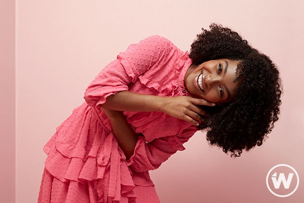 Yara Shahidi, blackish and grownish
