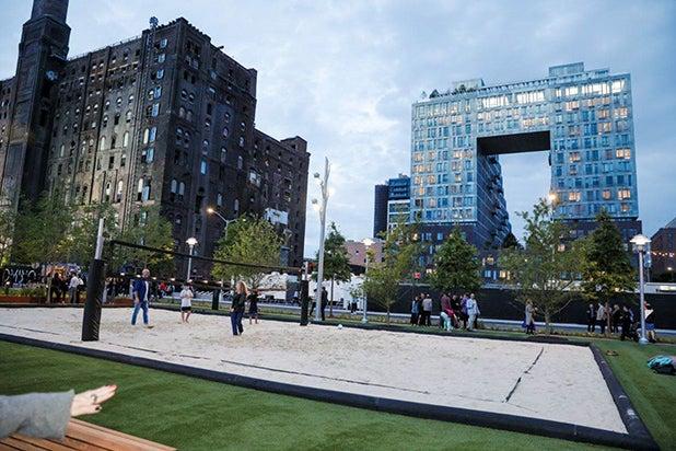 Domino Park Brooklyn