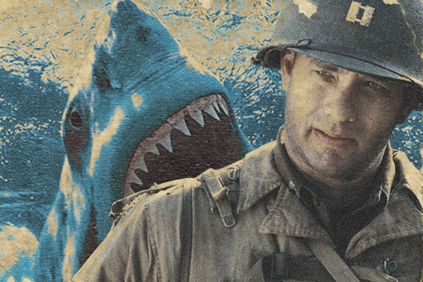 Inside Jaws 2 Saving Private Ryan