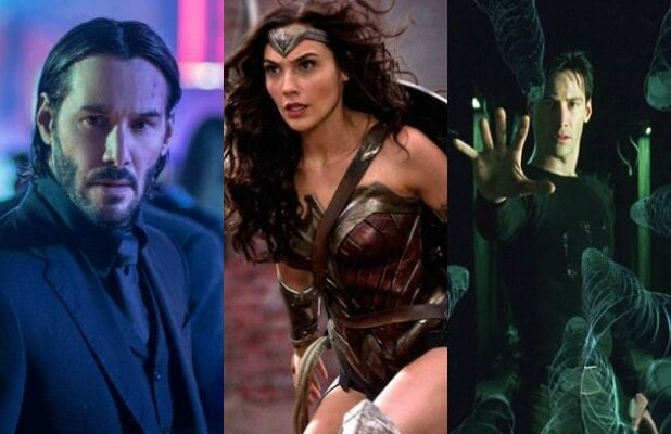4k hdr dolby vision movies that are worth the upgrade john wick wonder woman the matrix