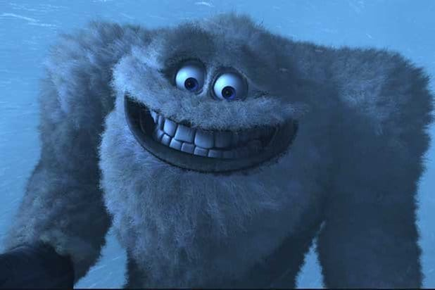 Abominable Snowman John Ratzenberger Monsters Inc.