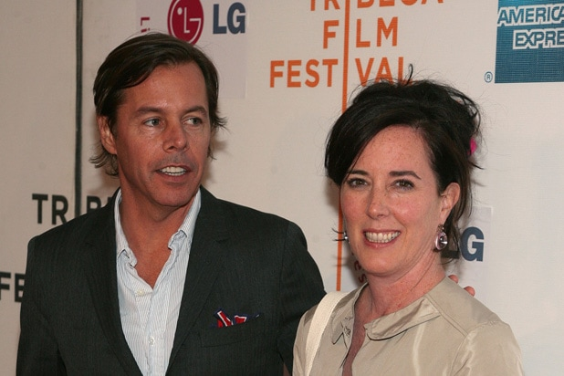 Andy Spade and Kate Spade