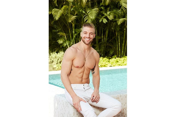 Bachelor in Paradise Nick