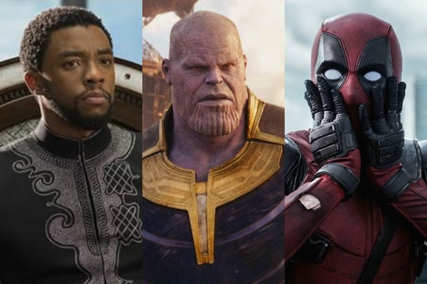 box office Black Panther Thanos Deadpool 2