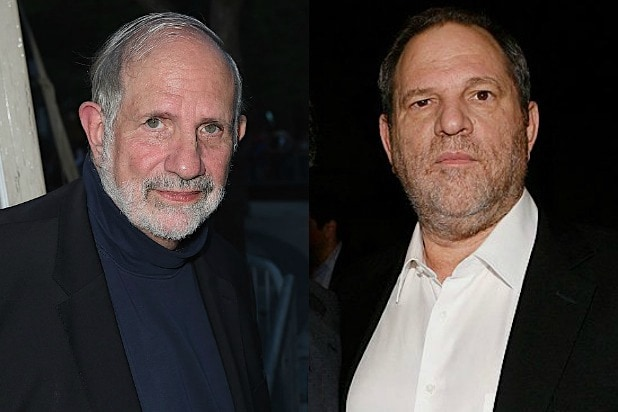 Brian De Palma Harvey Weinstein
