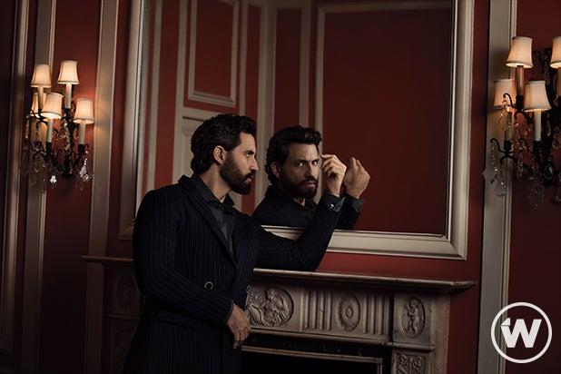 "Actor Édgar Ramírez, ""The Assassination of Gianni Versace"""