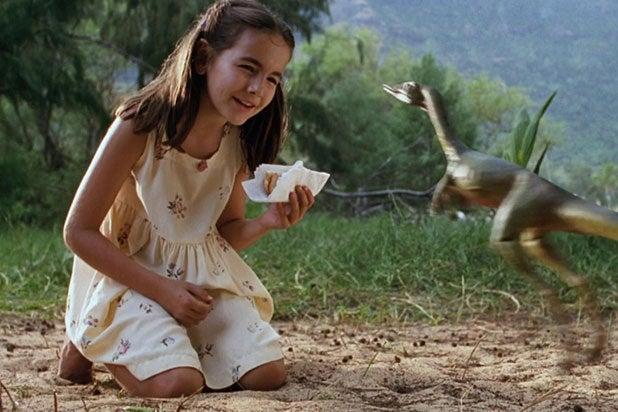 Camilla Belle Jurassic