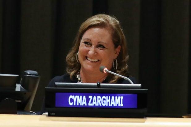 Cyma Zarghami