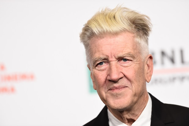 David Lynch Photocall - 12th Rome Film Fest