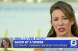 GMA: 'Beachfront Bargain Hunt - doctor spots throat cancer