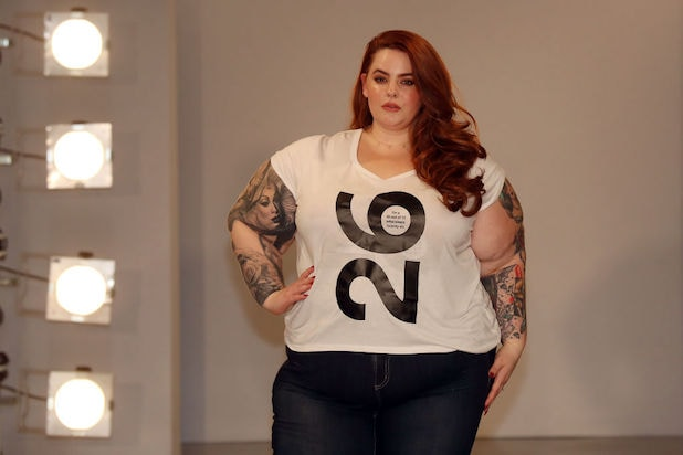 ef9c42dd082 Self Magazine Cover With  Plus-Size  Model Tess Holliday Draws Mixed  Reactions