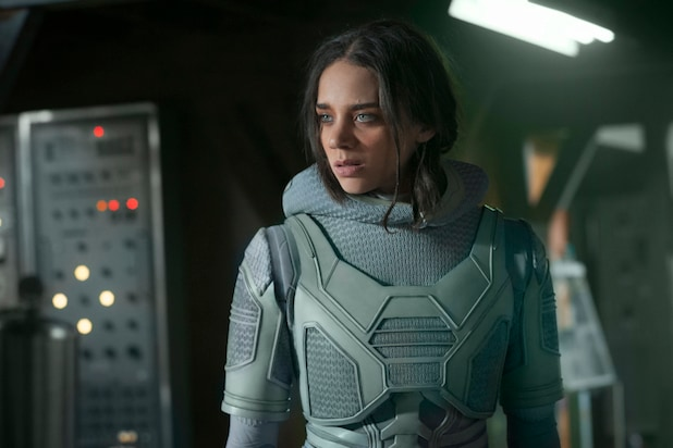 Hannah John-Kamen Ghost ANT-MAN AND THE WASP