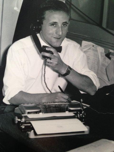 RFK Robert F. Kennedy Ivor Davis