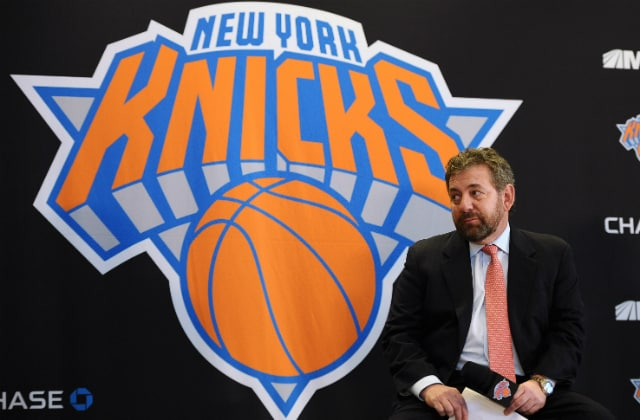 James Dolan - Knicks
