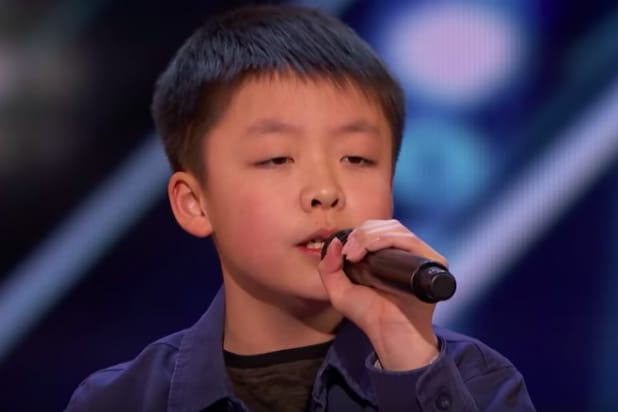 Jeffrey Li on 'AGT'