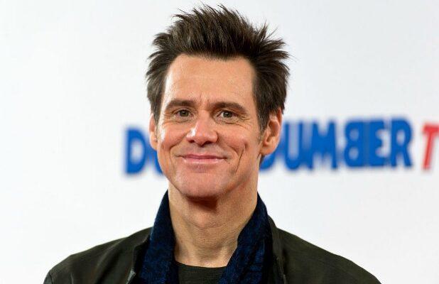 Jim Carrey Robotnik Sonic the Hedgehog