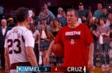Jimmy Kimmel vs Ted Cruz - Blobfish Basketball Classic