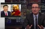 John Oliver, Xi Jinping, Winnie the Pooh