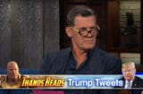 Josh Brolin Thanos Trump Tweets