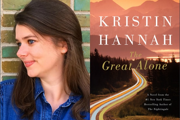 Julia Cox Kristin Hannah The Great Alone