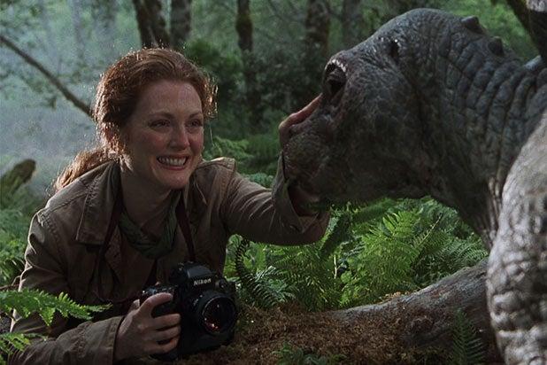 Julianne Moore Jurassic