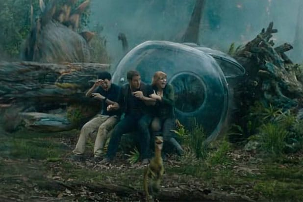Jurassic World: Fallen Kingdom' Roars to $15 3 Million at Thursday