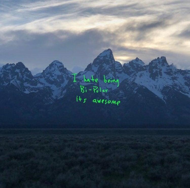Kanye West Album Ye