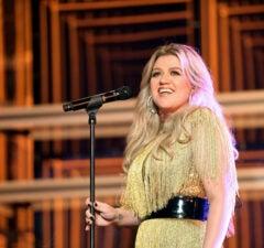 2018 Billboard Music Awards Kelly Clarkson