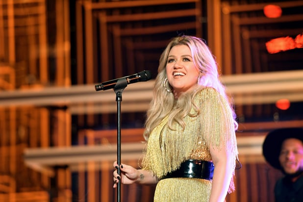 2018 Billboard Music Awards Kelly Clarkson