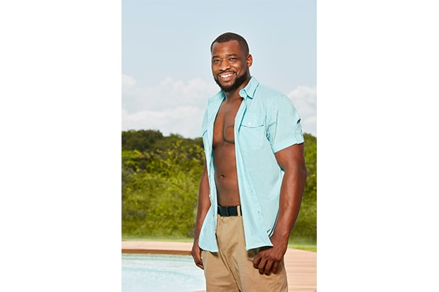 Bachelor in Paradise Kenny