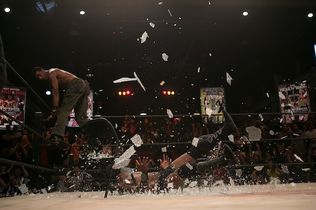 Killshot Dante Fox Lucha Underground