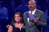 Laurie Hernandez Celebrity Family Feud