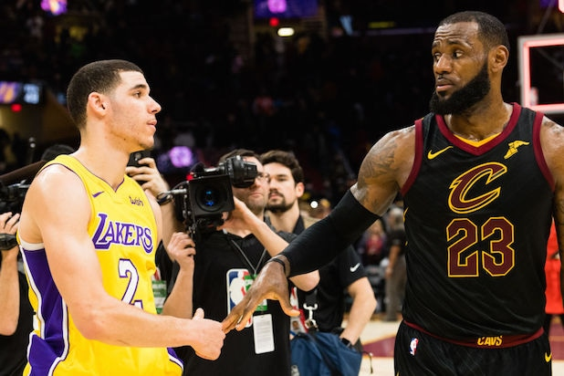 LeBron James Vegas Odds Lean Toward L.A. Lakers ff404b3a8