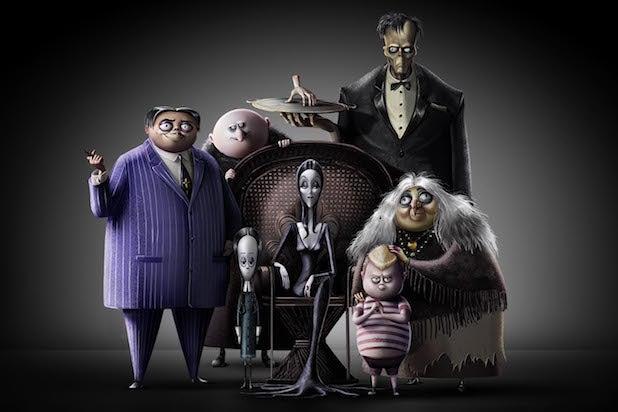 MGM Addams Family