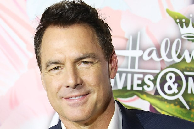 fired hallmark channel host mark steines to return to tv. Black Bedroom Furniture Sets. Home Design Ideas