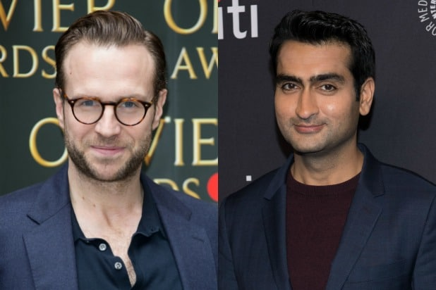 Men in Black Rafe Spall Kumail Nanjiani