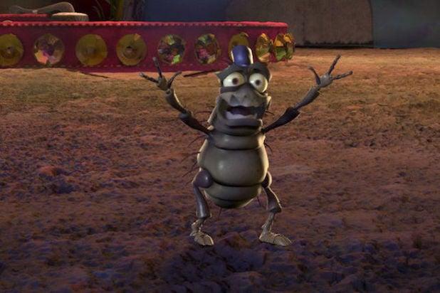 PT Flea John Ratzenberger A Bug's Life