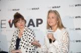Amber Tamblyn and Hilary Rosen, Power Women Breakfast D.C.