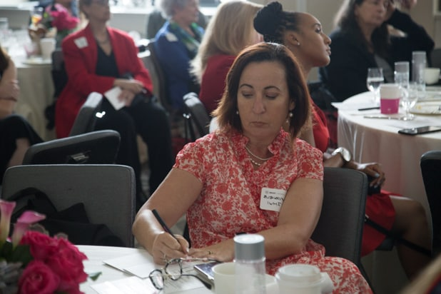 Elisa Lees Munoz at Power Women Breakfast DC Photographed by E. Brady Robinson for TheWrap