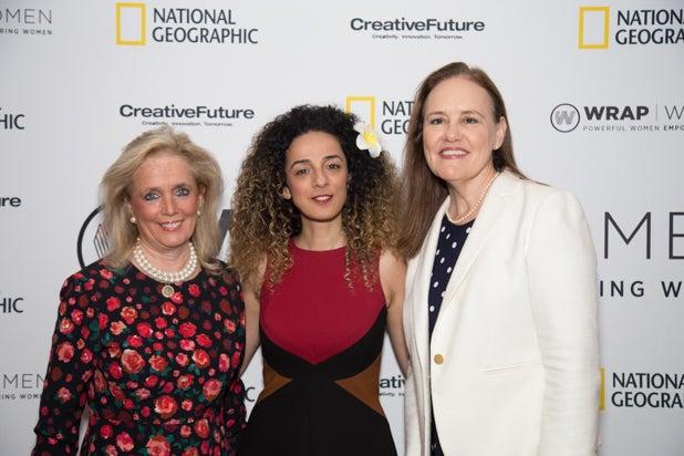 Debbie Dingell, Masih Alinejad, and Michele Flournoy, Power Women Breakfast D.C.