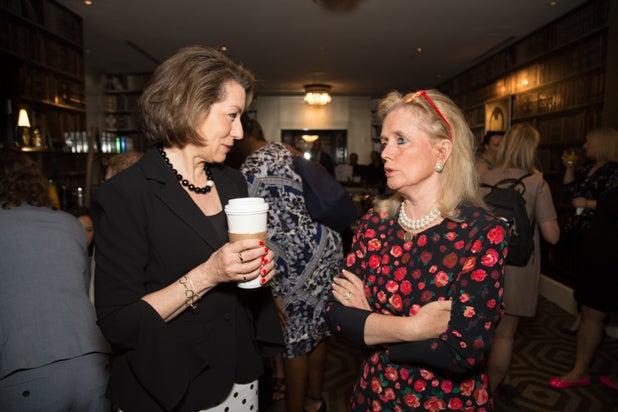 Susan Goldberg and Debbie Dingell, Power Women Breakfast D.C.
