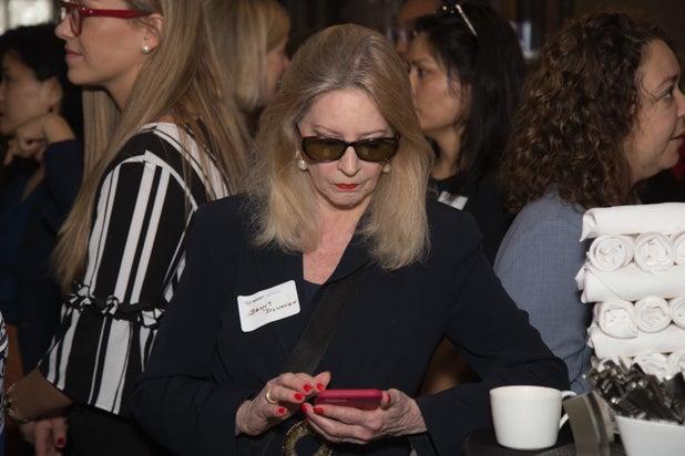 Janet Donovan at Power Women Breakfast, DC